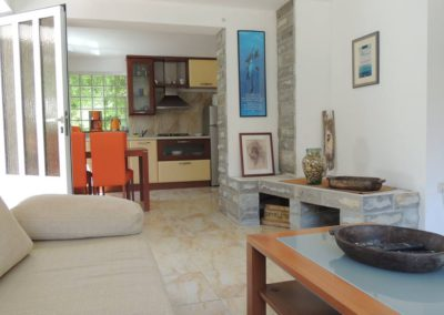 Sinisa apartman – 4+1 fő – Brzac