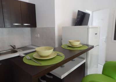 Bader studio apartman – Krk