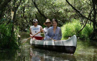 Canoe picnic  ( full day)