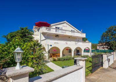 Villa Antonella – Apartman 2 fő